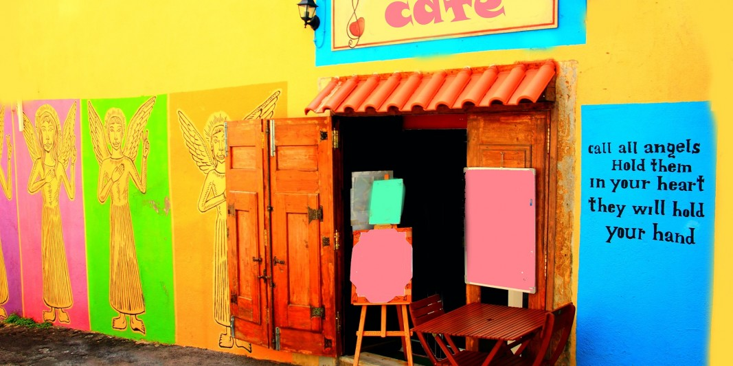 montar uma cafeteria diferente