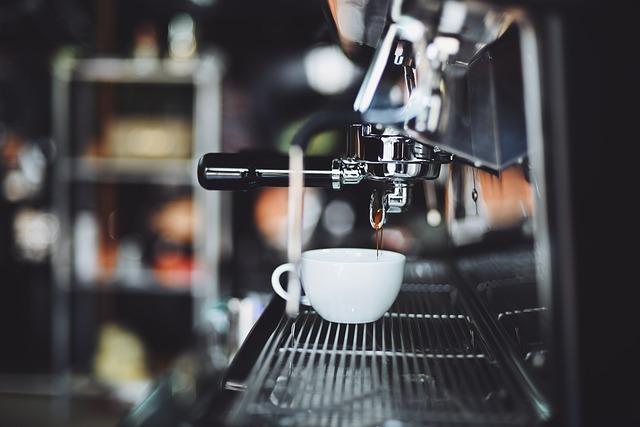 comprar ou alugar uma máquina de café