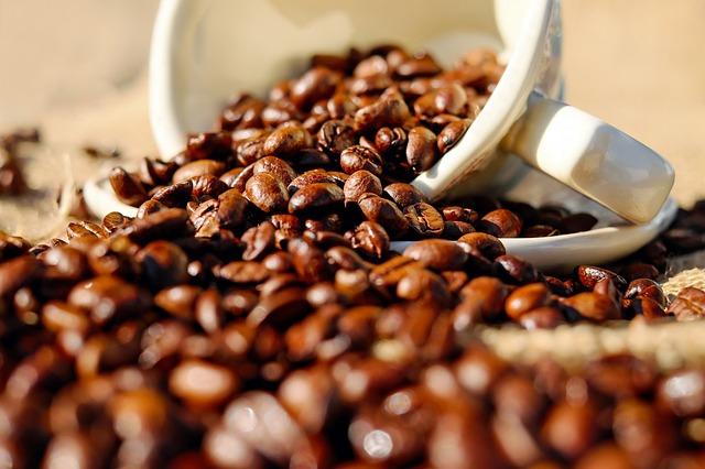 quem descobriu o café